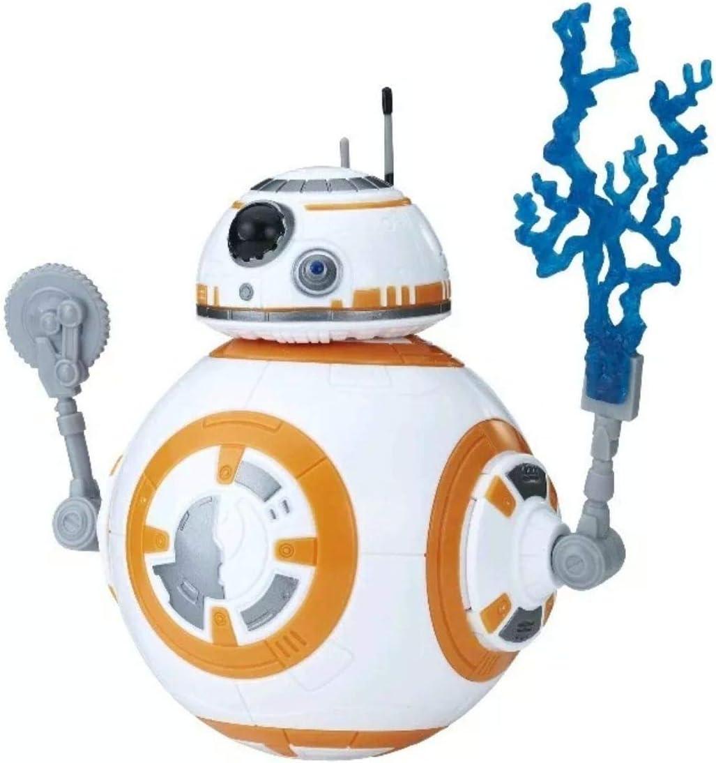 Star Wars Hasbro Disney Walmart Exclusive R2-D2 Collectible The Last Jedi Droid