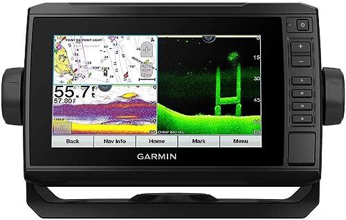 Touchscreen Marine GPS Chartplotter [Garmin] Picture