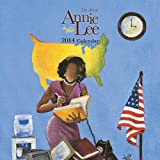 Shades of Color The Art of Annie Lee 2014 African American Calendar, 12 x 12 - Inches (14AL)