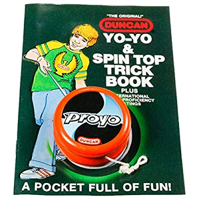 Duncan ProYo Yo-Yo with Booklet (Colors may vary): Toys & Games