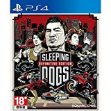 Sleeping Dogs Definitive Edition (Zone 3) (Game-PS4) Playstation 4