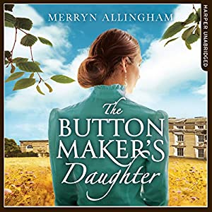 The Buttonmaker's Daughter Audiobook