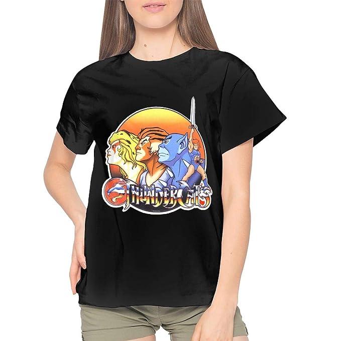 Women's Thundercats Characters T-shirt, S to XXL