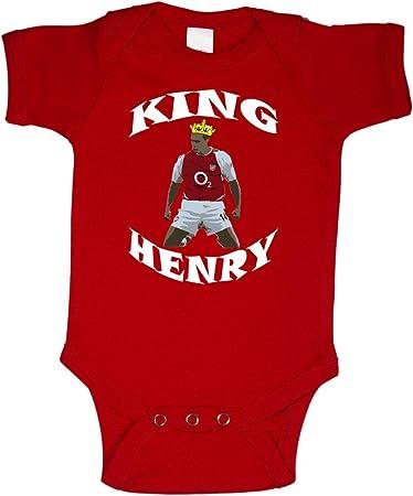 more photos 11a3f 73ea0 Amazon.com: Thierry Henry Arsenal FC