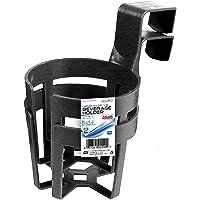 Custom Accessories 92200 Porta-copos de plástico grande, preto, pacote com 2