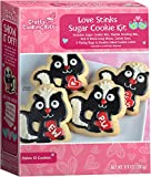 #5: Crafty Cooking Kits Love Stinks Sugar Cookie Kit