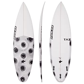 pukas Pop Tabla de Surf – White Talla:6ft 2