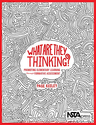 Download What Are They Thinking?: Promoting Elementary Learning Through Formative Assessment Pdf
