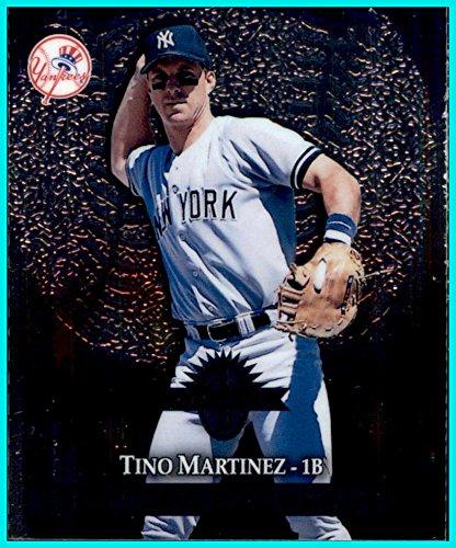 (1997 Donruss Limited #56 Tino Martinez Yankees Ryan McGuire Montreal Expos)