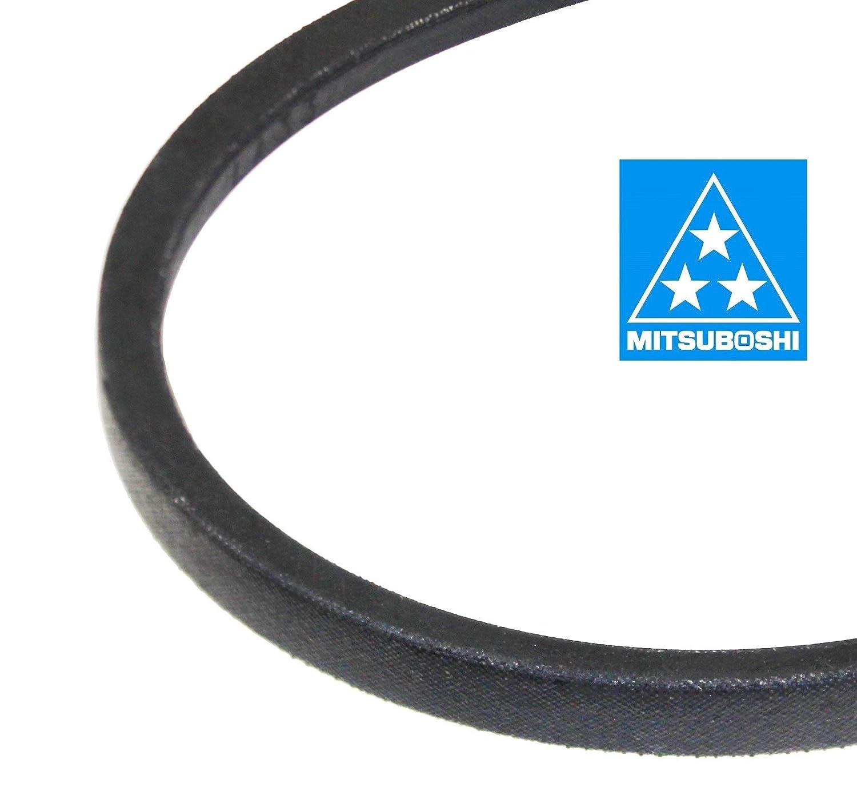 Fractional Horsepower V-Belt 1//2 Width 4L Section MBL 4L670 Rubber 5//16 Height 2670 67 Length