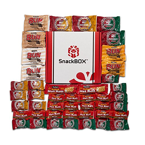 Pearsons Candy Sampler Package Including