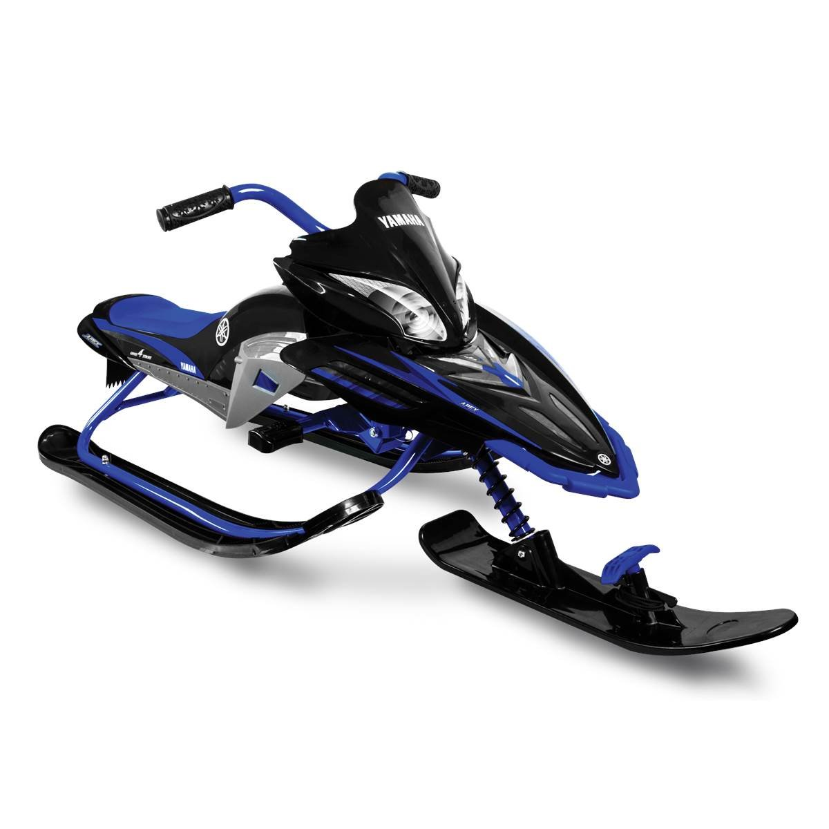 Yamaha 1-Rider Apex Snow Bike/Sled for Kids (Blue/Black) by Yamaha`
