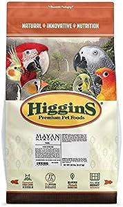 Higgins Mayan Harvest Tikal Parrot & Eclectus 20 lb