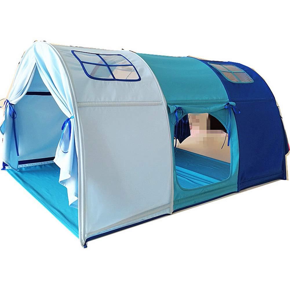 驚きの価格が実現! 子供のためのテント B07QGF1RK8、キャビンベッドトンネルテントプライベート面白い保育園寝室パーフェクトおもちゃギフト用幼児子供 B07QGF1RK8, lovers rock surf:cdac553c --- a0267596.xsph.ru
