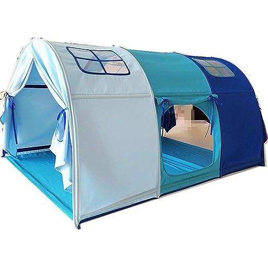 Play House Carpas para niños, Cabina de la Cama del túnel ...