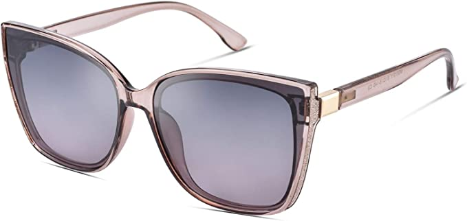 VILLAY Unisex Cat Eye Trendy Stylish Sunglasses for Men Women