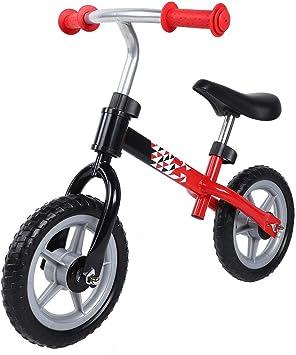 Zer one Equilibrio Infantil Bicicleta para niños, sin Pedales Bull ...