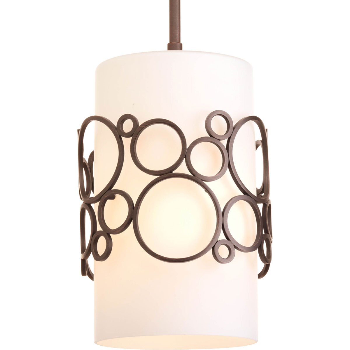 Progress Lighting P5314-74 One-Light Mini-Pendant by Progress Lighting