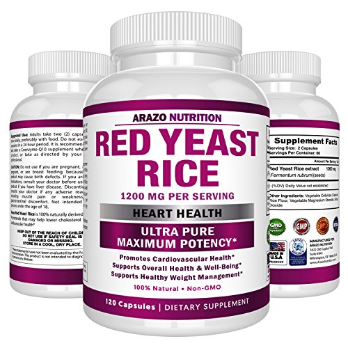 Red Yeast Rice Extract 1200 product image