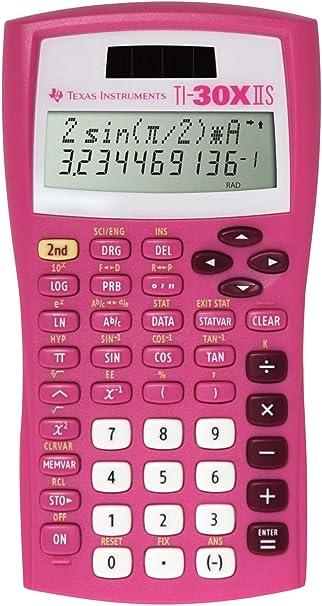 Back to School Scientific Calculator TI-30X IIS – Assorted Colors