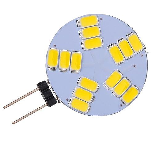 Inhd Box 10 x G4 4 W 15 SMD 5630 LED Light Spot Light Bulb Cool ...