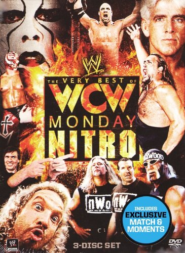 The Very Best of WCW Monday Nitro (Special Edition with Exclusive Match & Moments) (Macho Man Randy Savage Best Matches)