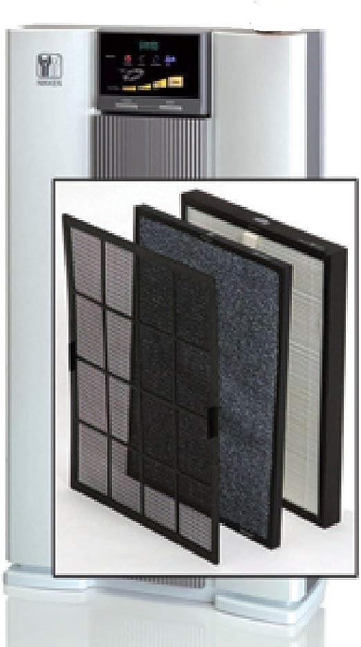 Nikken Air Wellness Power5 Paquete de Filtro de Repuesto: Amazon ...
