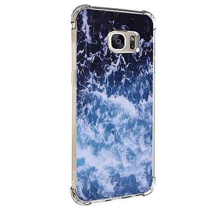 Amazon.com: Funda de repuesto para Samsung Galaxy S7 Edge ...
