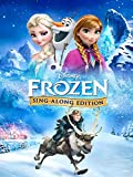 DVD : Frozen (Sing-Along Edition)