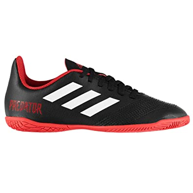 the best attitude 4ca02 327db Adidas Predator Tango 18.4 in, Scarpe da Calcio Unisex-Bambini, Nero Cblack