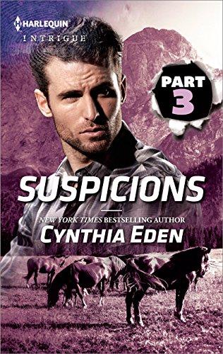 book cover of Suspicions Part  3