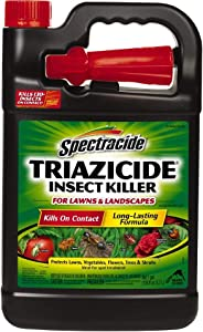 Spectracide Triazicide Insect Killer For Lawns & Landscapes, Ready-to-Use, 1-Gallon