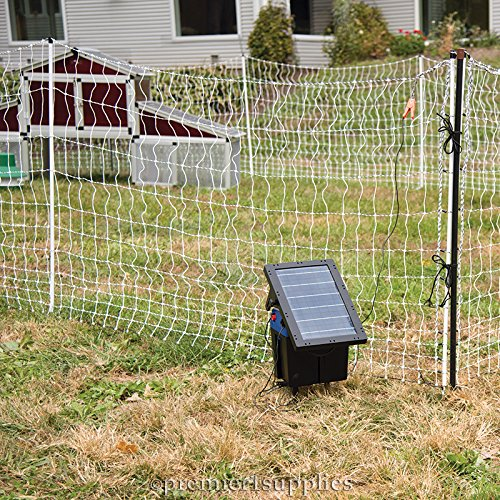 Premier Solar IntelliShock 30 Fence Energizer Kit