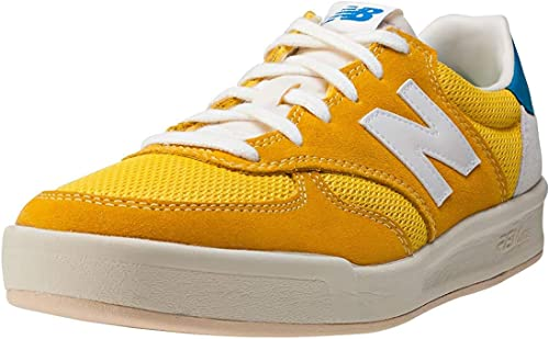 New Balance CRT300 Sneaker Herren Freiezeitschuhe gelb