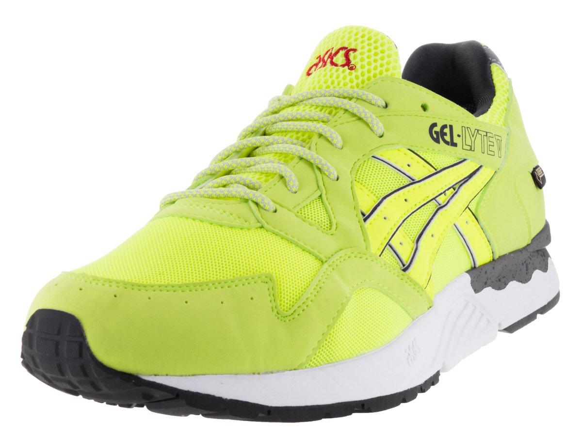ASICS Men's Gel-Lyte V Running Shoe B00TE91EVM 11 D(M) US|Lime/Lime