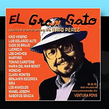 Various Artists - K-Industria - El Gran Gato : Quince Canciones De Gato Perez - Amazon.com Music