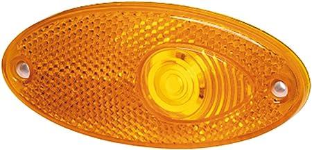 Hella 2ps 964 295 001 Seitenmarkierungsleuchte W5w 12v Lichtscheibenfarbe Gelb Einbau Einbauort Links Rechts Auto