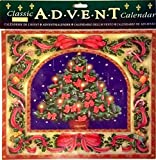 Best Value Advent Calendar for Christmas. Xmas Tree with Ribbons Imported. Perfect Holiday Gift {jg} For mom, dad, sister, brother, friend, gay