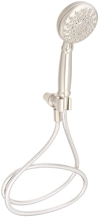 Moen 23015SRN Multi-Function Hand Shower Package with Hose, Spot ...