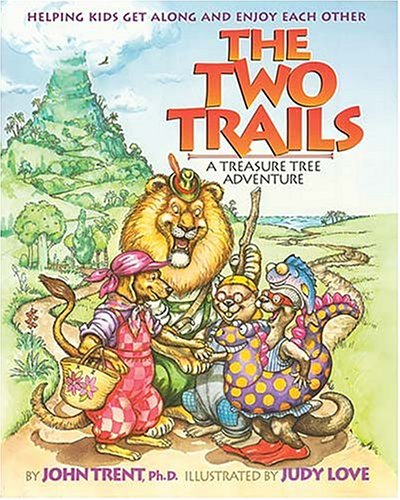 The Two Trails A Treasure Tree Adventure