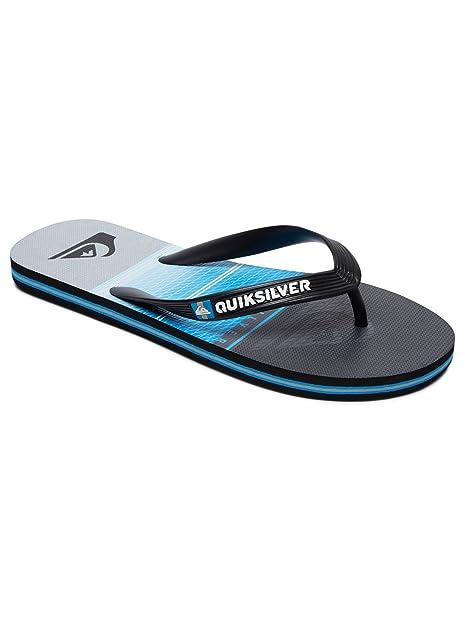 Zapatos multicolor Quiksilver Molokai para hombre kwQbFfYen