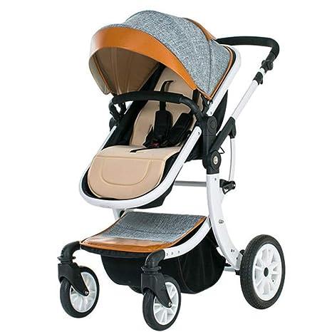 Amazon.es: Carro de bebé ligero Cochecito de bebé Cochecito de bebé ...