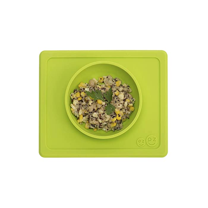 Updated 2021 – Top 10 Silicone Food Mat For Babies
