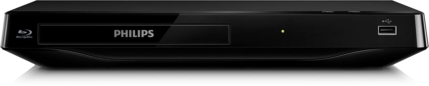 Philips BDP2900//F7 Blu-ray Disc Player with Ethernet Connection