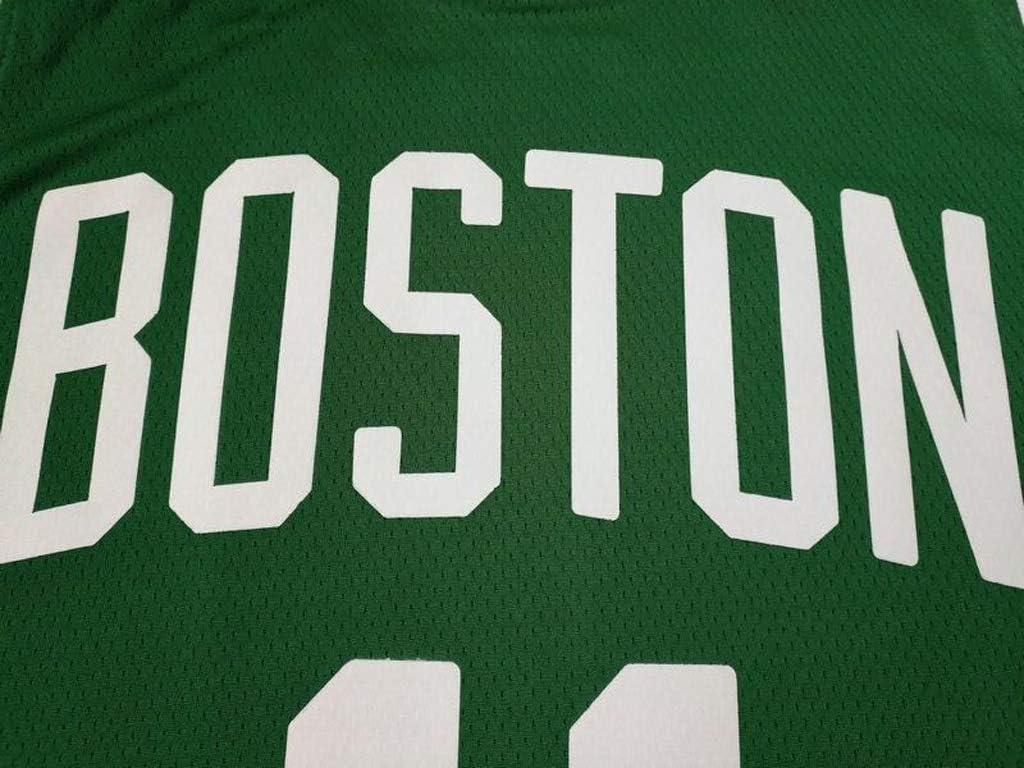 Chaleco Transpirable de Secado r/ápido de Camiseta de Baloncesto de Hombre Sky Sports Kyrie Irving Boston Celtics