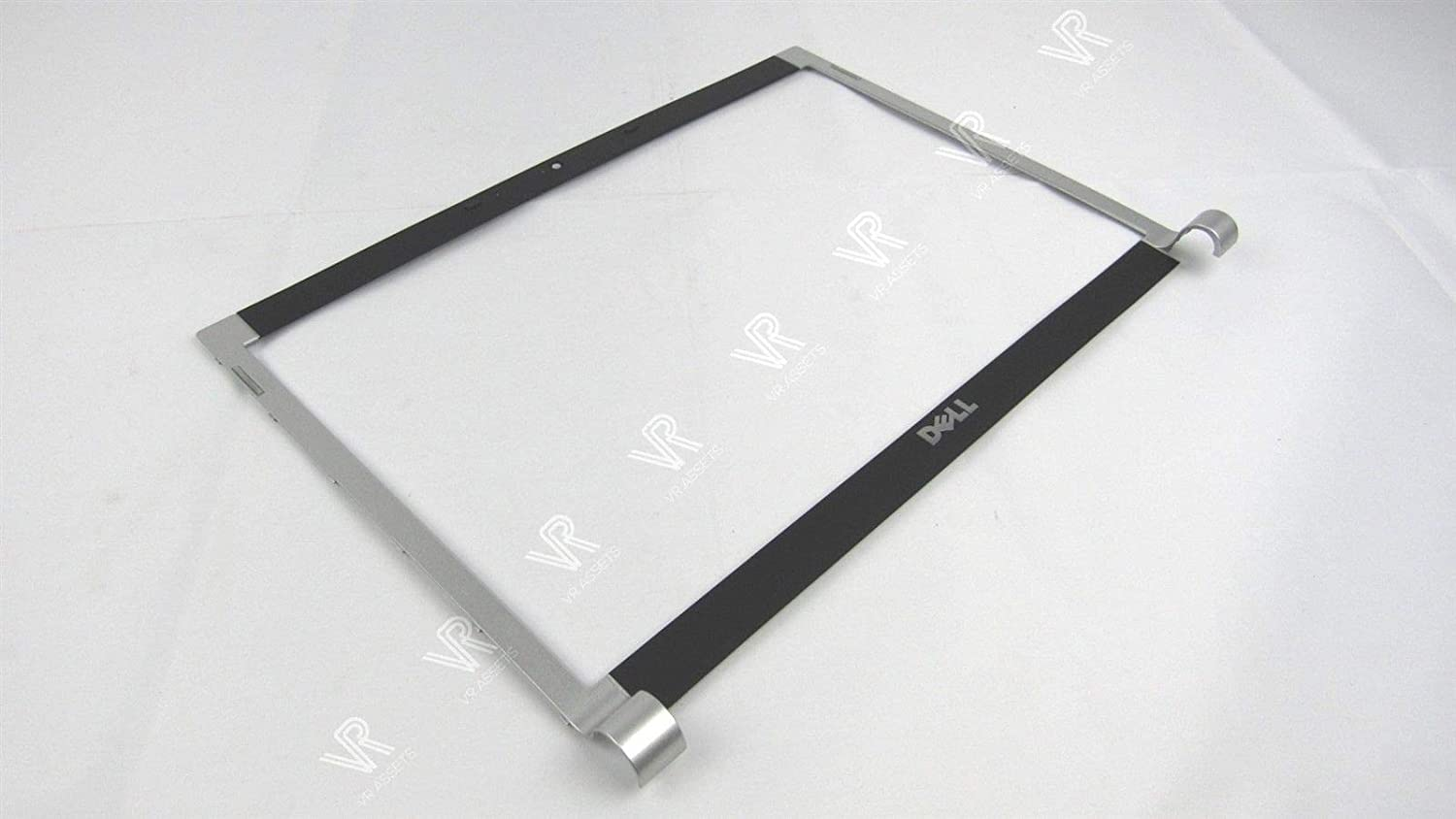 "RU671 - Dell XPS M1530 15.4"" LCD Front Trim Cover Bezel Plastic - with Camera PortFor CCFL Display"