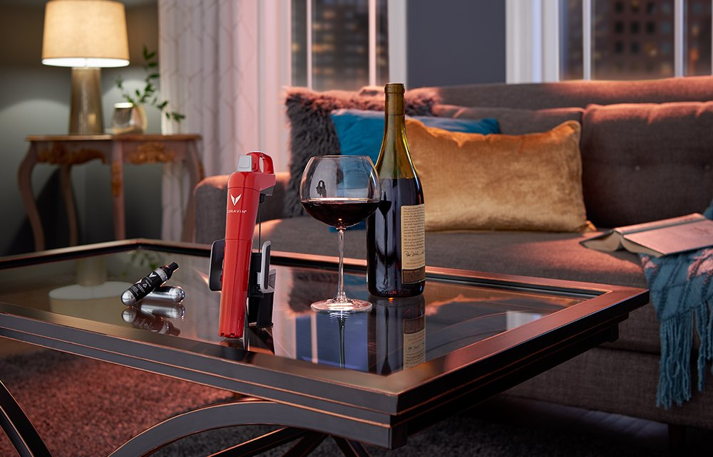Coravin Model Two Elite Wine Preservation System, Red by Coravin (Image #5)