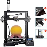 ENOMAKER Creality Ender 3 Pro 3D Printer Upgrade with Magnetic Bed Sheet, Y Profile, Brand Power Supply, More Stable…