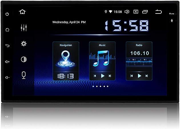 Dasaita 7 Zoll Android 10 0 2 Din Autoradio Bluetooth Elektronik