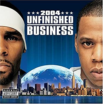 R Kelly Unfinished Business Download